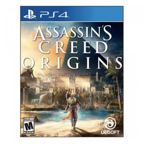 ASSASSINS CREED ORIGINS PS4