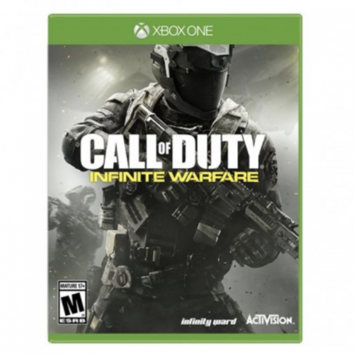 CALL OF DUTY INFINITE WARFARE XBOXE ONE