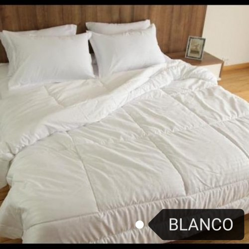 Blanco(Sencillo - Doble - Queen - King)