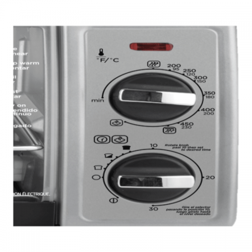HORNO ELÉCTRICO BLACK AND DECKER