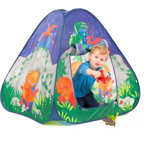 Carpa de dinosaurio Pop it up tent Dino