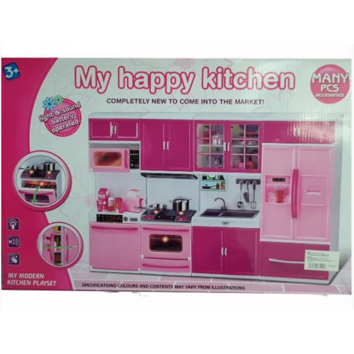 Set de Cocina My Happy Kitchen