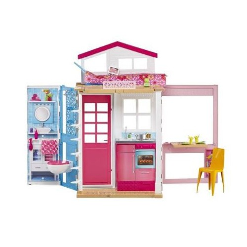 Barbie Casa Glam de 2 Pisos